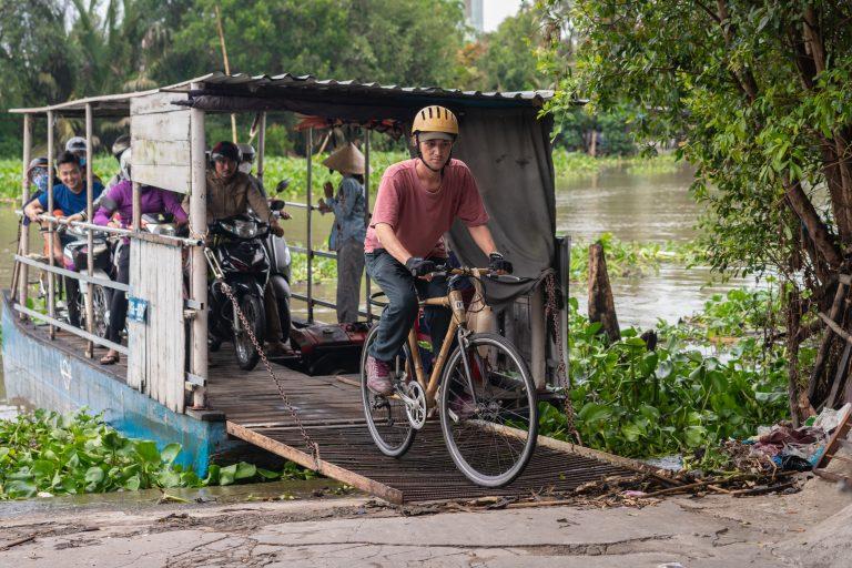 Vietnam's Unique Mekong Bike Tours