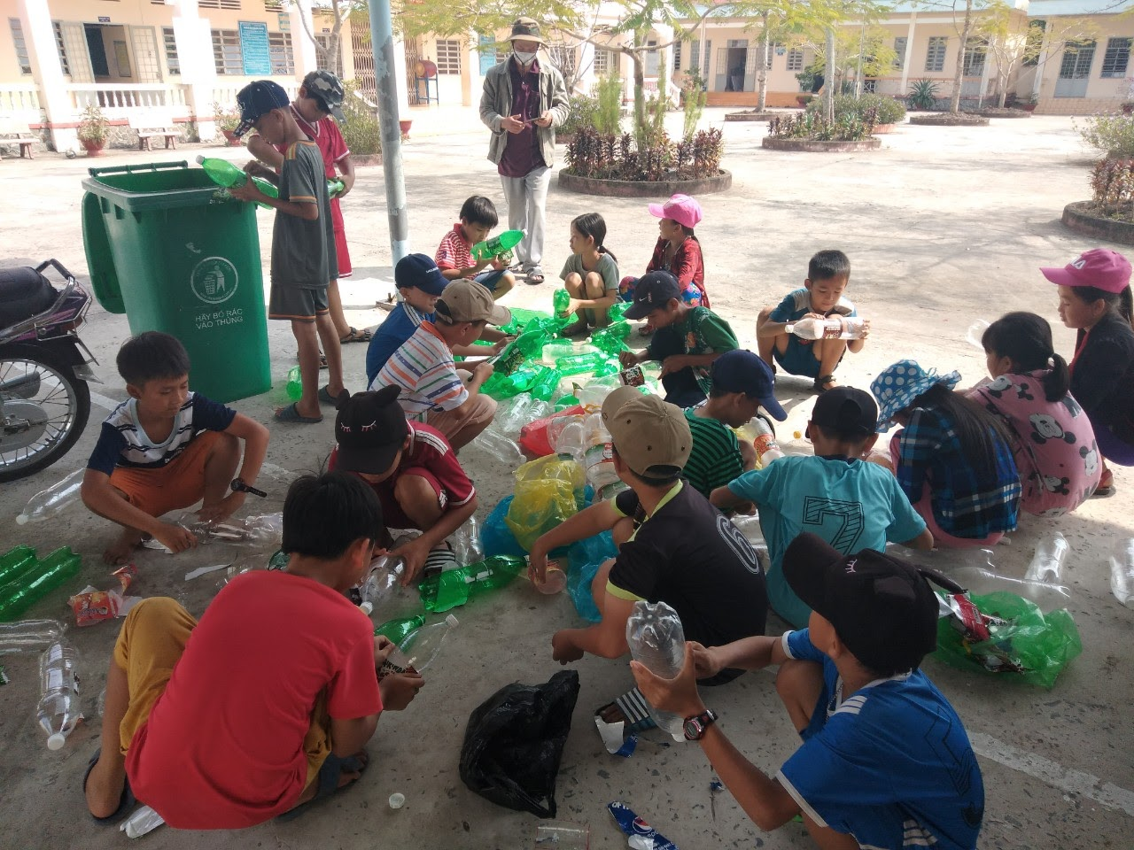 Transforming plastic to improve lives: Mekong Plus' other strategy